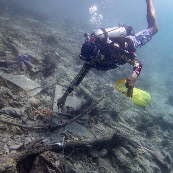 Se desconoce estado de contaminación de reservas marinas