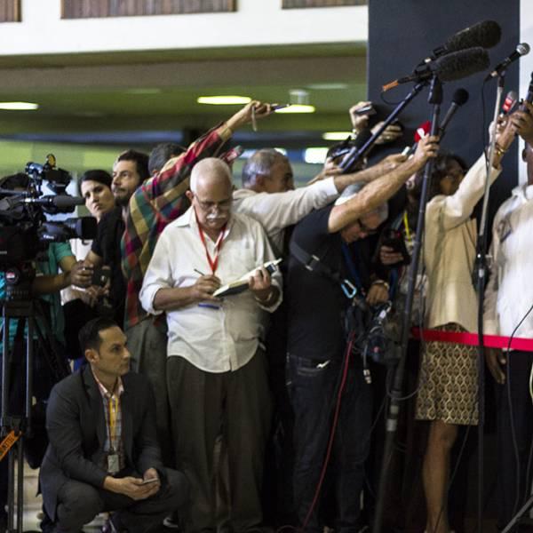 Periodismo colaborativo a la caza de responsables de cambio climático