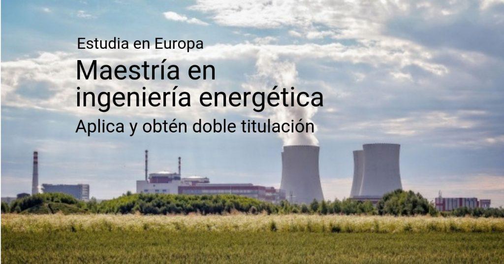 Ingenio en ingeniería energética en Europa