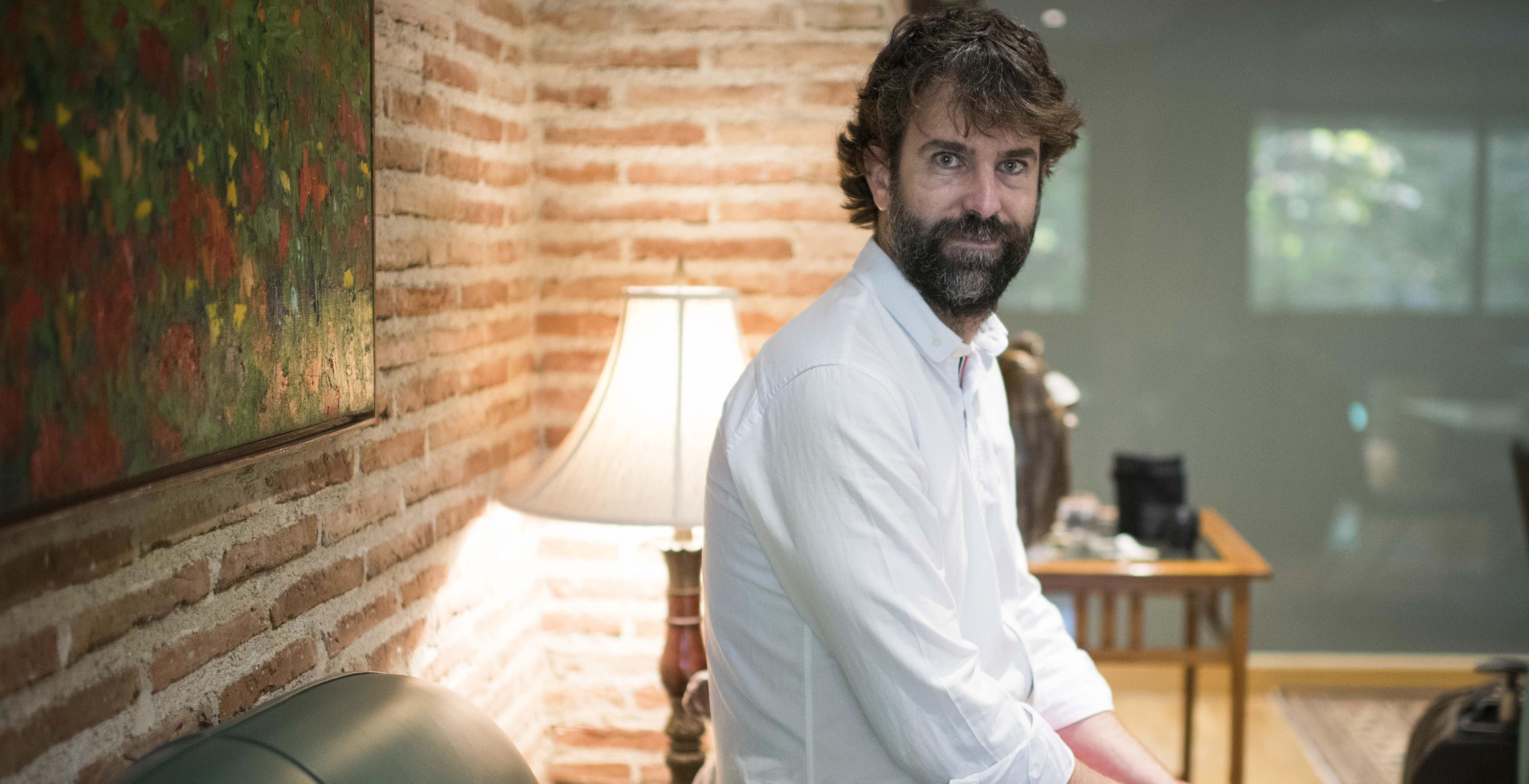 """Rafael Guerrillero: """"Hablamos de inteligencia emocional cuando somos capaces de dirigir la razón con el percatar""""."""