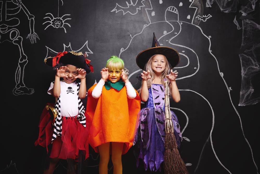 Siete películas para ver en Halloween con tus hijos