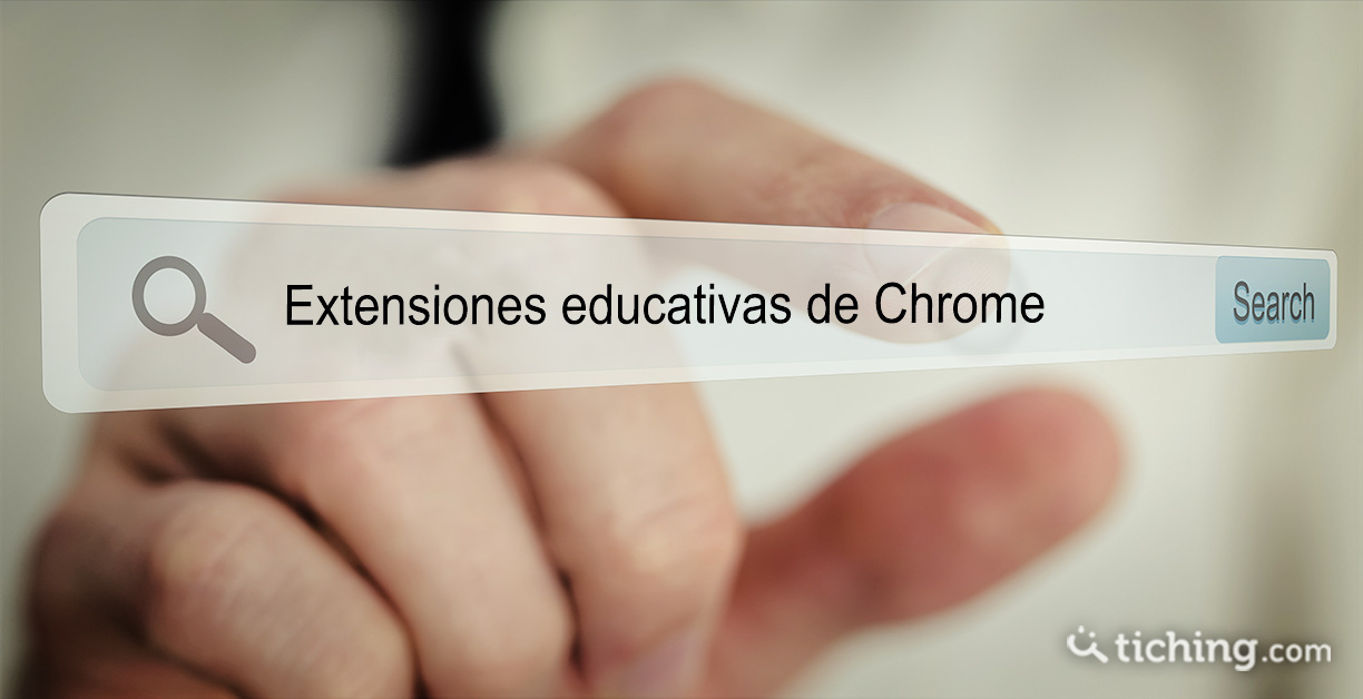 12 sencillas extensiones de Chrome como apoyo educativo