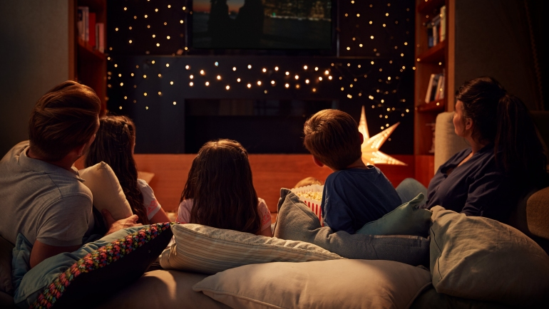 Ocho películas para ver en clan estas navidades