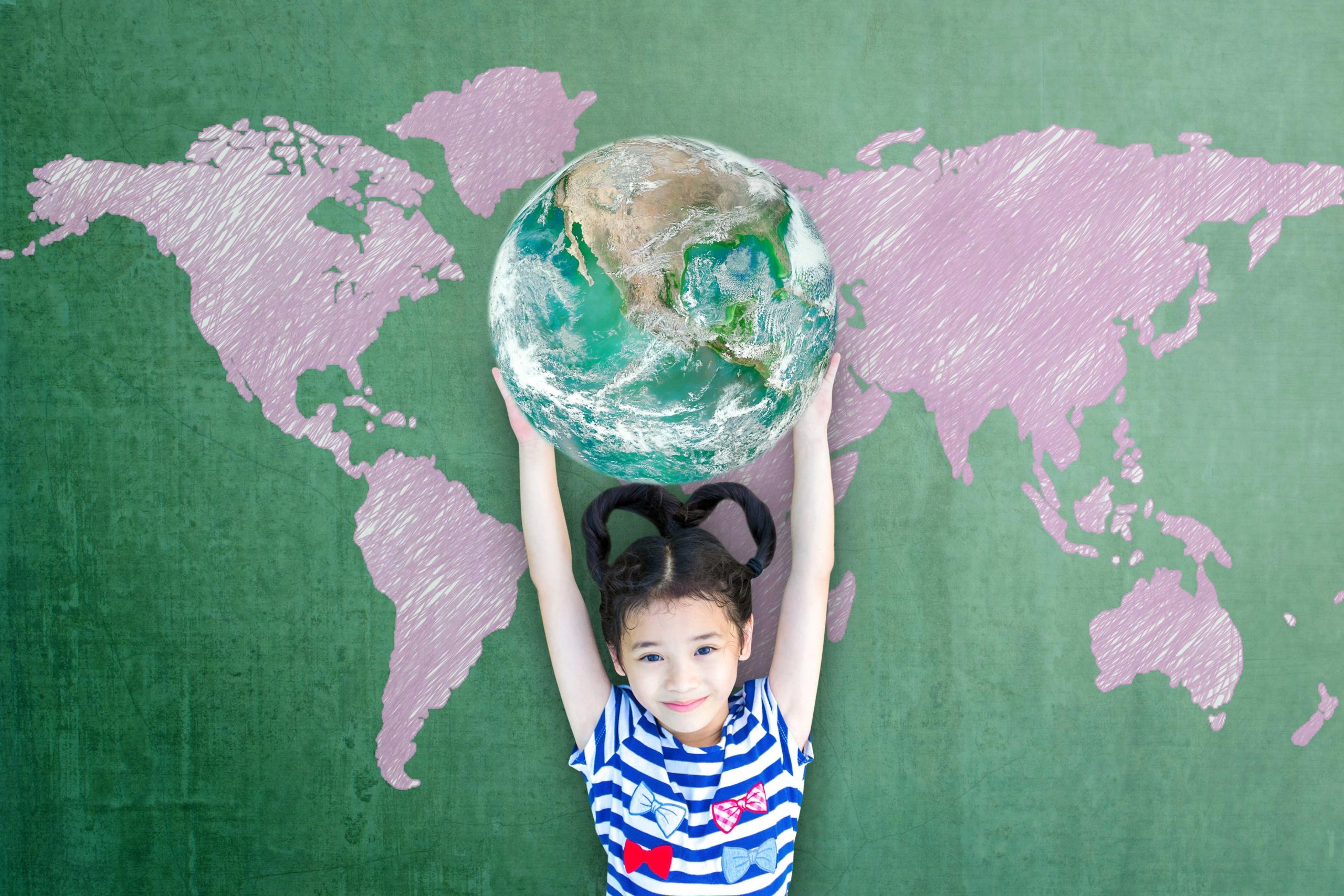 Celebra el Día de los Derechos Humanos a través de su comienzo en el clase