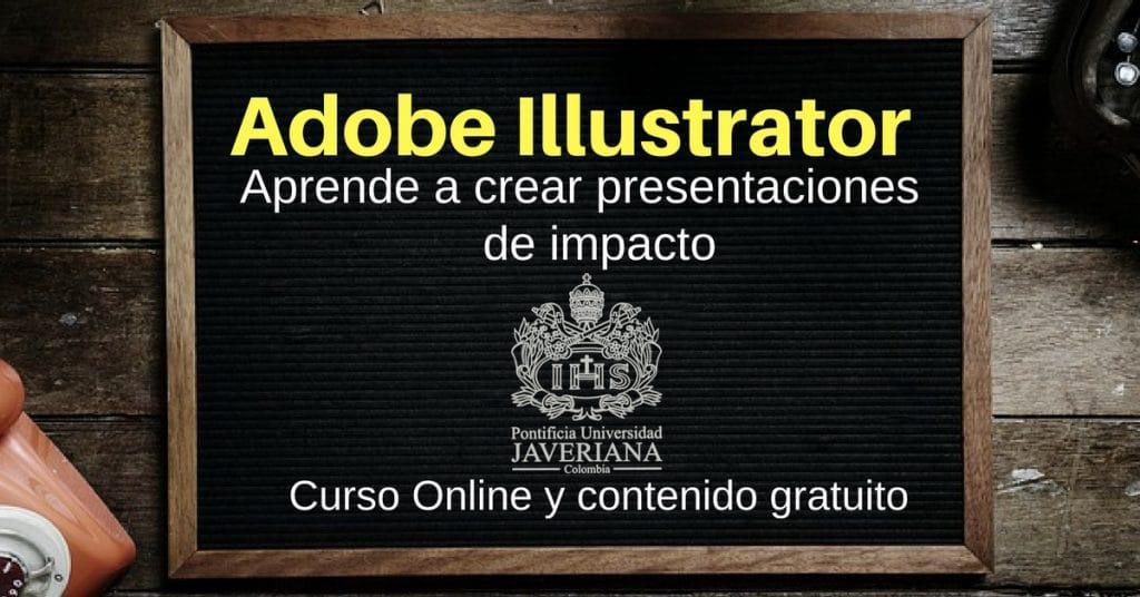 Adobe Illustrator: Curso online y gratis.