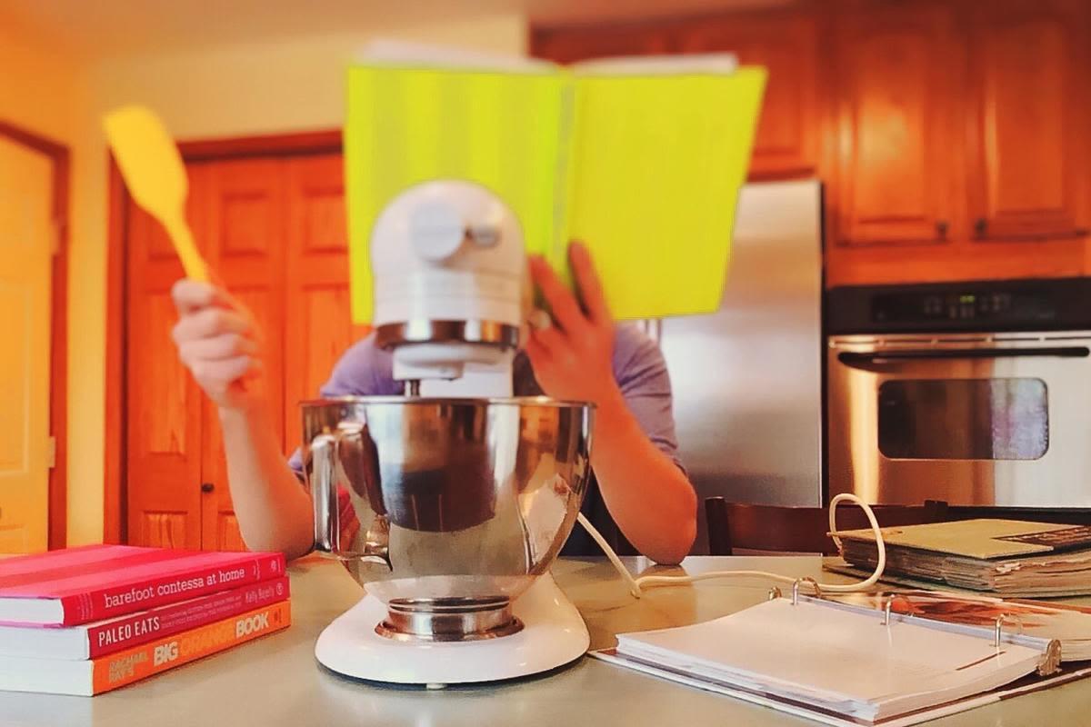 20 señales que indican que lo tuyo no es la cocina