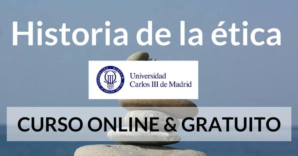 Curso Online y Regalado sobre Historia de la Ética