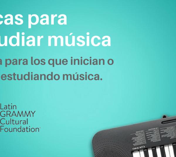 Becas para estudiar Música