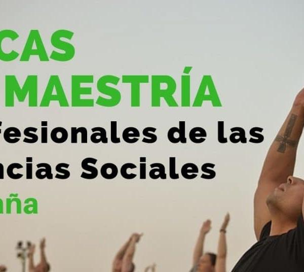 Becas de habilidad en Ciencias Sociales en España
