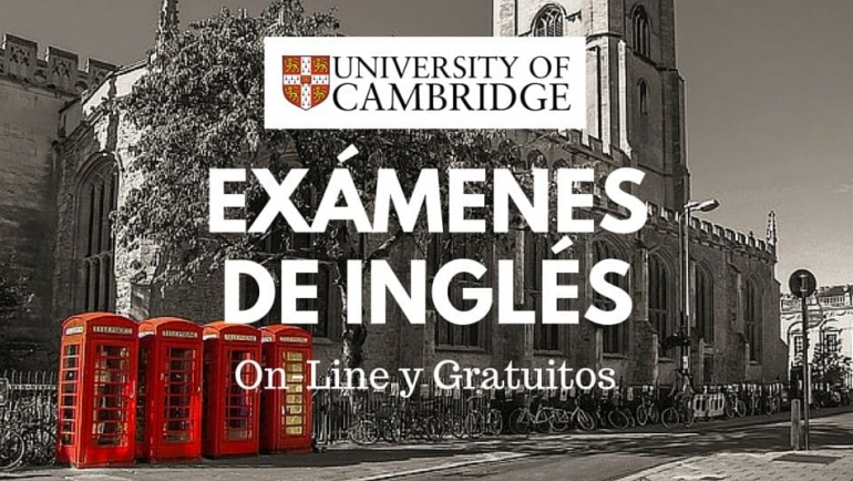 La Universidad de Cambridge garrocha test de inglés gratuitos online