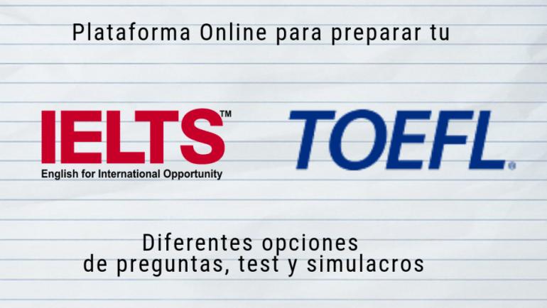 Practica de gorra para el TOEFL y IETLS