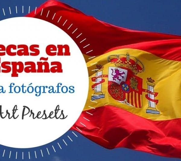 Becas en España para fotógrafos de todo el mundo