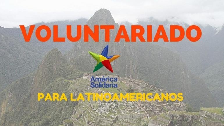 ¿Hablas castellano? : Voluntariado en América Latina