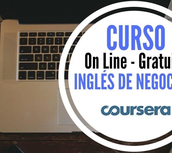 Curso online y de balde sobre inglés de negocios