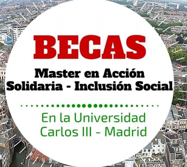 Industria en Cooperación: Argumento Solidaria Internacional y de Inclusión Social en España – Becas disponibles