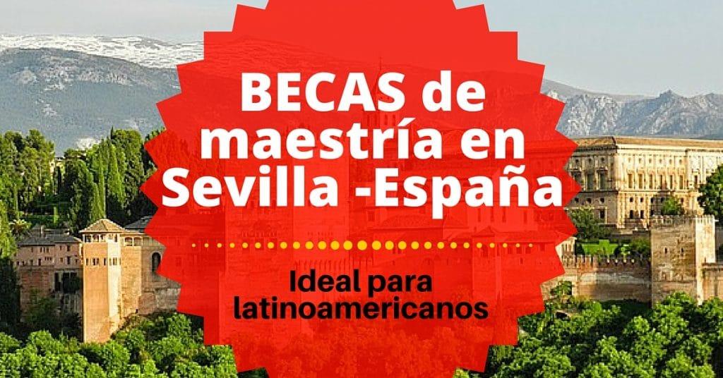 Becas de Industria en Sevilla en España