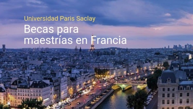 Becas para estudiar pericia en Francia