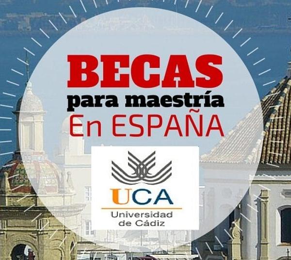 Becas de Arte en la Universidad de Cádiz en España