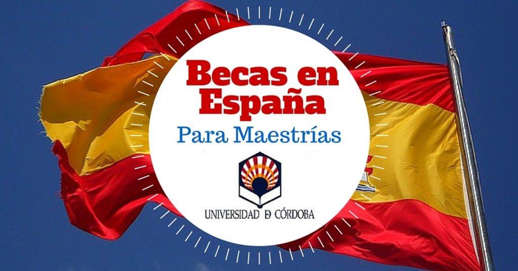 Becas de Ingenio en la Universidad de Córdoba en España