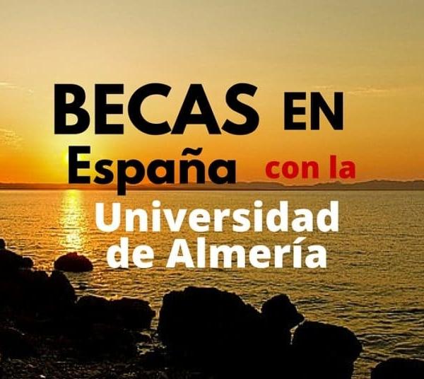 Estudia en Europa. Becas de Industria en la Universidad de Almería en España