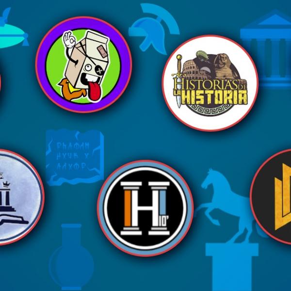 7 canales de Youtube para instruirse Historia