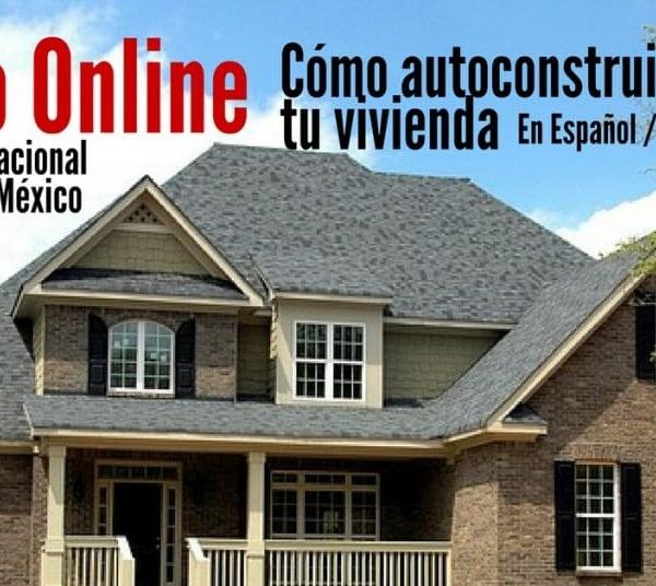 Curso online para autoconstruir una vivienda