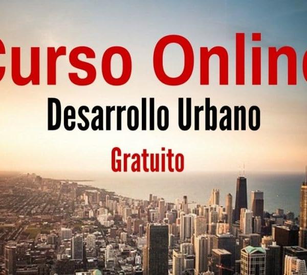 Curso online sobre ampliación urbano