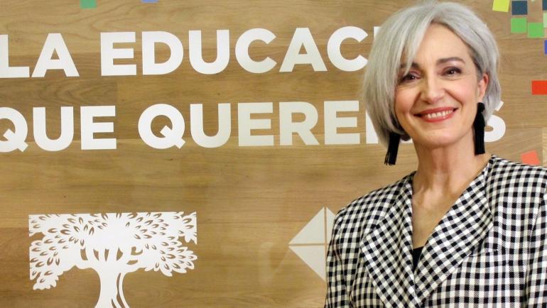 """Carmen Guaita: """"El secreto para entender el tiempo educativo es reconocerlo como Kairós"""""""