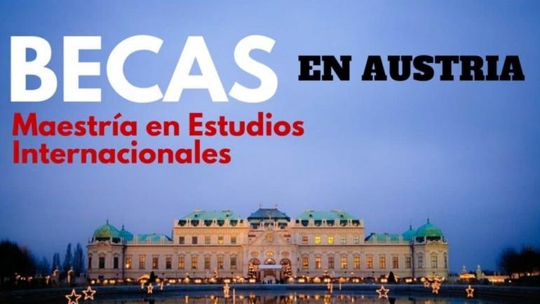 Insignia de Arte sobre Estudios Internacionales en Austria