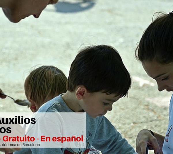 Curso sin cargo en Castellano sobre Primeros Auxilios Psicológicos