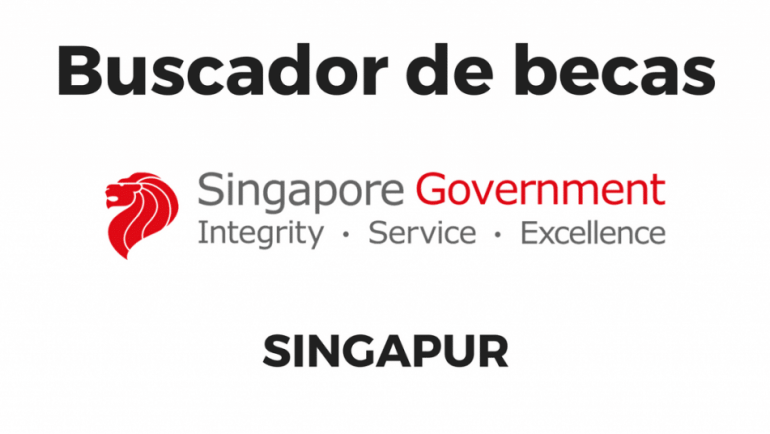 Estudia totalmente pensionado en Singapur – conoce todas las becas disponibles.