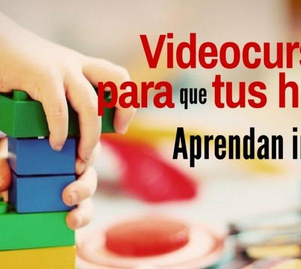 Canales de YouTube para que tus hijos aprendan inglés jugando