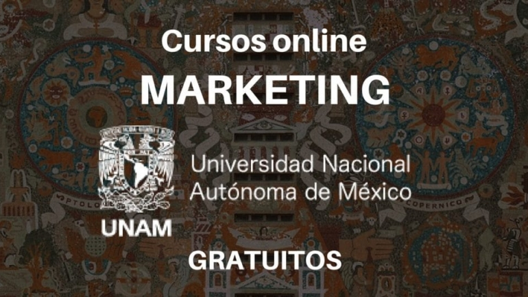 Cursos de marketing en linde y certificados por la UNAM