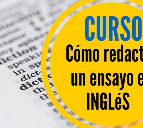 Curso online y regalado para educarse a redactar un experimentación en inglés