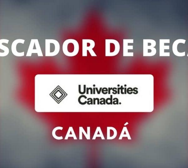 Becas disponibles para estudiar auxiliado en Canadá.
