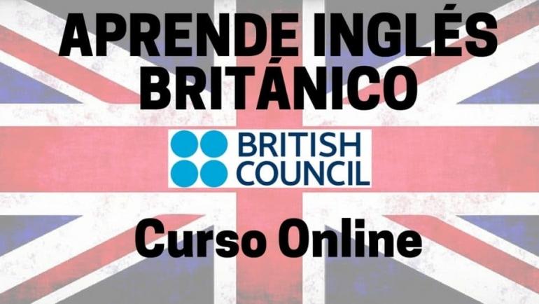 Aprende inglés anglosajón con el British Council de forma gratuita