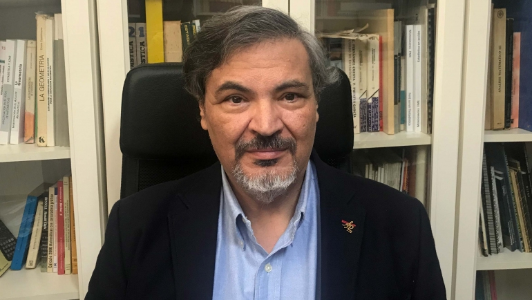"""Onofre Monzó: """"Se deben disminuir los currículos a aquello verdaderamente importante y abordable en un curso"""""""