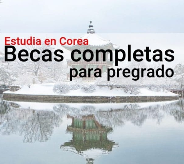 Becas Completas para Universitarios en Korea