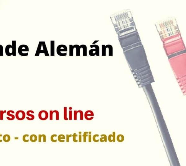 Aprende Tudesco on line – Regalado y con certificado. Ideal para viajeros