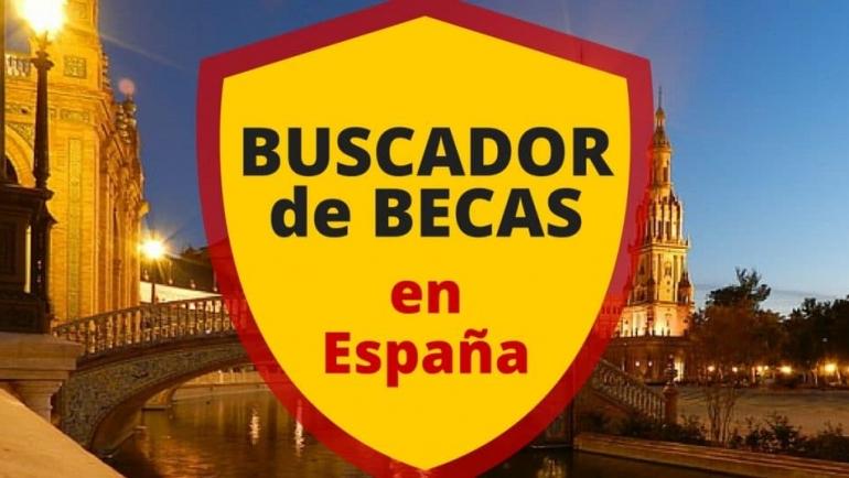 Buscador para encontrar Becas en España