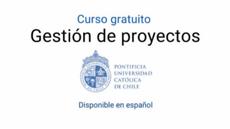 Curso posible de balde en gachupin de Mandato de proyectos