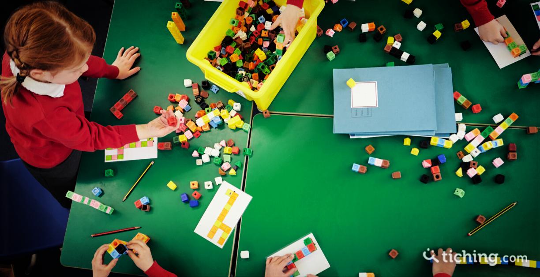 Material Manipulativo para el educación de las Matemáticas