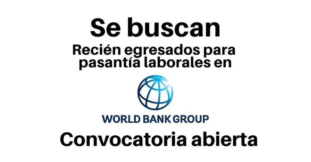 Pasantías laborales remuneradas con el Cárcel Mundial. Todas las nacionalidades