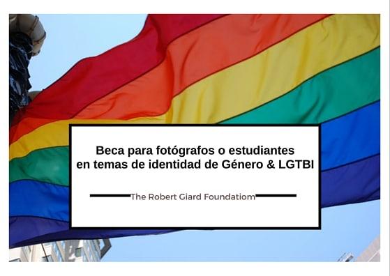 Asignación para fotógrafos o estudiantes enfocados en temas de identidad de Artículos & LGTBI