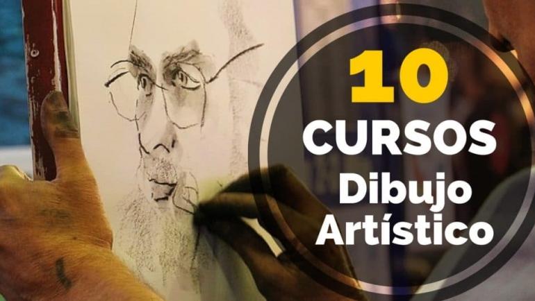 10 cursos online y gratuitos sobre dibujo bello