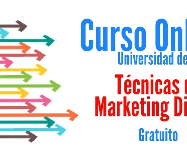 Cursos online y gratuitos sobre Técnicas de Marketing Digital