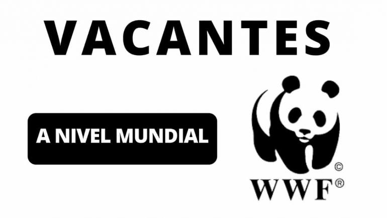 Convocatorias con la WWF para ambientalistas y amantes de animales de todo el mundo