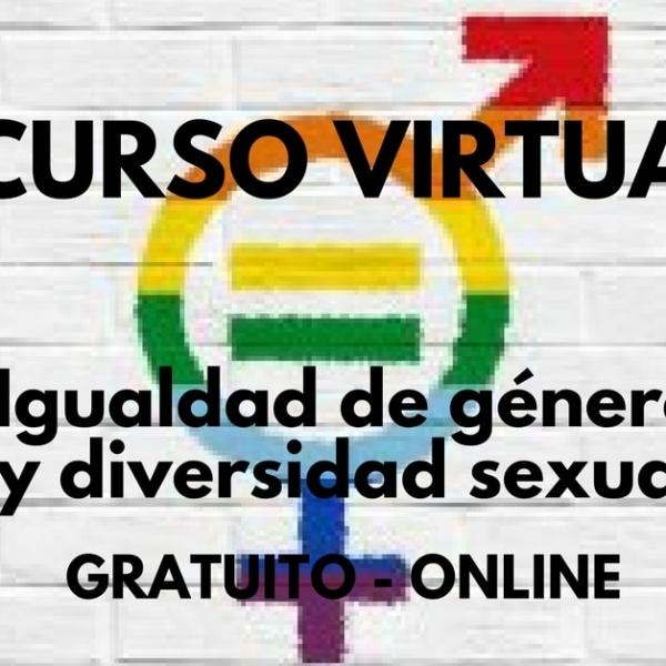 Curso «igualdad de género y diversidad sexual»
