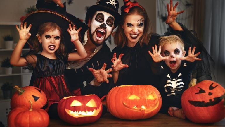 ¿Truco o trato? 7 libros y películas para un Halloween en familia