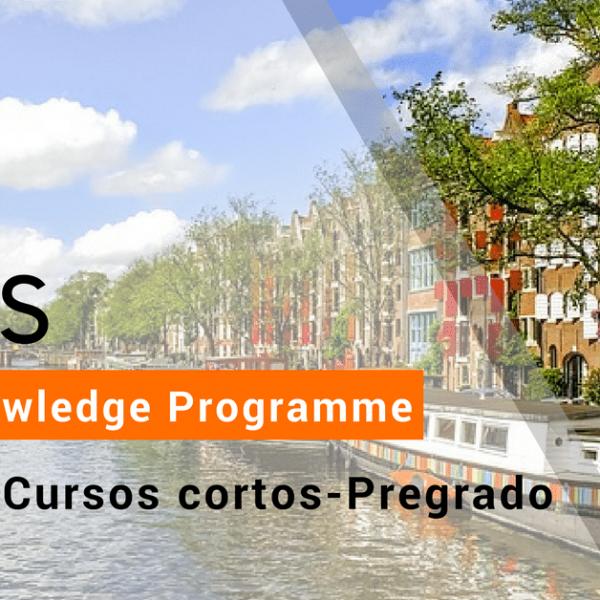 Becas en Holanda para latinoamericanos : Orange Knowledge Programme